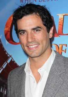 Antonio Cupo. The main reason I'm hooked to Hallmark during the holidays, lol. Sooo gorgeous!