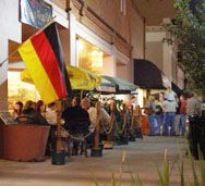 Hollerbach's Willow Tree Cafe one of top ten best German restaurants in USA