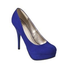 I have a pair just like this, except peep-toe, and I'm just waiting for the perfect time to wear them!