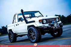 Daihatsu, Pick Up, Land Cruiser 70 Series, Patrol Gr, Toyota Fj Cruiser, American Motors, Toyota Trucks, Trucks And Girls, Samurai
