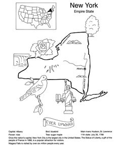 Alaskan Wildlife Coloring Book Dover Publications  Coloring pages