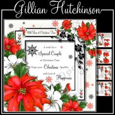 - 4 page Christmas couple verse themed topper, decoupage, blank insert, text insert and mixed tiles, Son & Daughter in La. Christmas Tree Prices, Christmas Rock, Christmas Couple, Christmas Time, Merry Christmas, Xmas, Christmas Card Verses, Christmas Gift Tags, Christmas Crackers