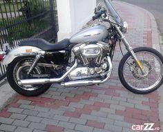 vand harley davidson sportster custom , an screamin eagle, stare perfecta, Custom Sportster, Harley Davidson Sportster
