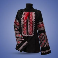 Broderie traditionnelle ukrainienne. broderie dames par VLASIYA Block Dress, Dame, Creations, Costumes, Embroidery, Trending Outfits, Etsy, Clothes, Vintage