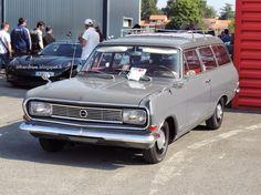 Opel Rekord B 1966 Caravan