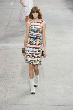 Chanel Spring-summer 2014 - Ready-to-Wear