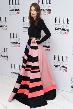 Roksanda Ilincic in Elle Style Awards 2015 - Outside Arrivals