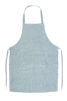 Cotton Bib Apron Stylish Navy Bengal Stripe Contrasting directional pouch pocket One Size fits most Body Approx 76 cm X 52 cm Want to add your logo? Bib Apron, Bengal, Stylish, Cotton, Collection, Fashion, Moda, Flare, Fashion Styles