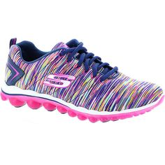 Aller À Pied 2 Damen Super Chaussette Walkingschuhe Skechers