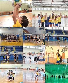 """ΓΝΩΜΗ ΚΙΛΚΙΣ ΠΑΙΟΝΙΑΣ: """"Αίας"""" Βόλεϊ: Νικηφόρα πρεμιέρα και πολύ καλή συνέ... Basketball Court, Sports, Hs Sports, Sport"""