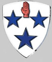 shield showing the arms of Clan Mackay - my ancestors! Mackay Tartan, My Ancestors, Self Discovery, Ancestry, Family History, Scotland, Families, Castle, Arms
