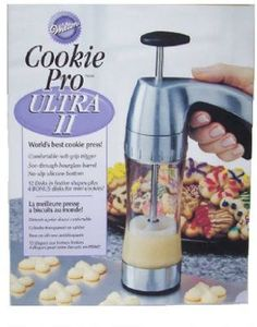 Wilton Cookie Pro Ultra II, Cookie Press ** For more information, visit image link.