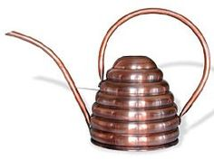 COPPER BEEHIVE WATERING CAN review at Kaboodle