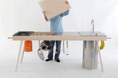 Critter | Elia Mangia for SKITCH - Salone del Mobile 2013 preview