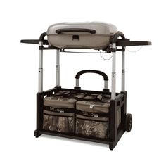 Char Broil Grill2Go Quickset Grill Realtree Camo 10401590