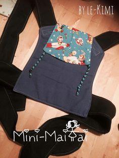 Mein neues Freebook Mini-MeiTai Carry     WOW. letze Woche habe ich spontan Mädels gesucht die für mein neues kleines Freebook Designbeisp...