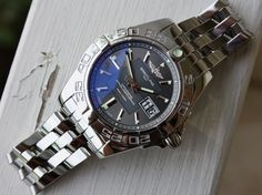 Breitling Galactic 41 A49350L2 Watch Review
