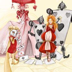 Maryna Rudzko, Alice in Wonderland
