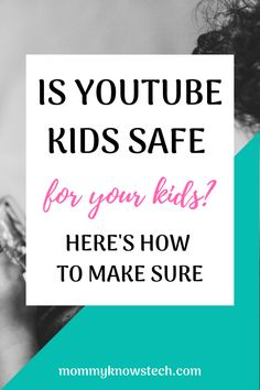 It's screen time again and your kids want a YouTube video... YouTube   Kids is a good option for filtering out some of the nonsense on YouTube,   but are the settings you're using safe? Here's how to make sure. Teaching Technology, Teaching Biology, Internet Safety For Kids, Parenting Done Right, Parental Control, Positive Discipline, Life Is Hard, Life Science, Computer Science