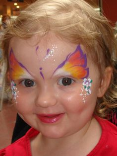 fast face painting fun