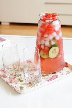 Fruitwater maken: 10 heerlijke recepten om zelf te maken