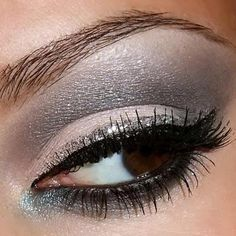 Eye Makeup Tips.Smokey Eye Makeup Tips - For a Catchy and Impressive Look Gorgeous Eyes, Pretty Eyes, Cool Eyes, Beautiful, Hello Gorgeous, Eye Makeup Tips, Beauty Makeup, Makeup Ideas, Kiss Makeup