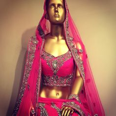 Beautiful Pink Lehenga