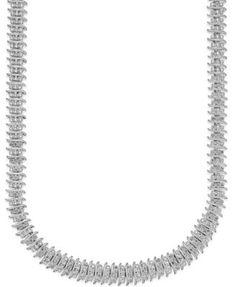 Victoria Townsend Rose-Cut Diamond Collar Necklace (1 ct. t.w.)