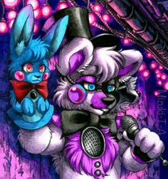 Lil Funtime Freddy / FNaF SL by Mizuki-T-A