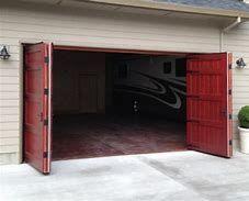 Image Result For Accordion Fold Garage Door Garage Doors Doors Garage