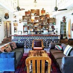 The Bungalow -  bar ideas home bar -