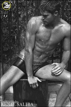 Nick Bateman Model | OHLALA Mag: OHLALA EXCLUSIVE /NICK BATEMAN by RENIE SALIBA