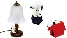 Snoopy goods