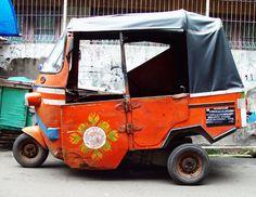 Jakarta tuktuk