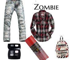 Easy, Spooky Halloween Costumes