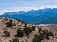 Backbone Trail, Salida, Colorado. Photo: Scott Anderson