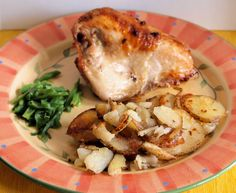 Easy Roasted Chicken Breasts
