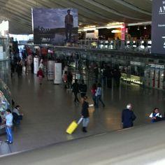 Roma Termini Rail Station
