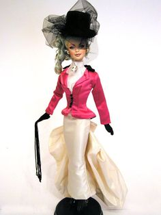 Equestrian   Beautiful doll by MAGIA2000