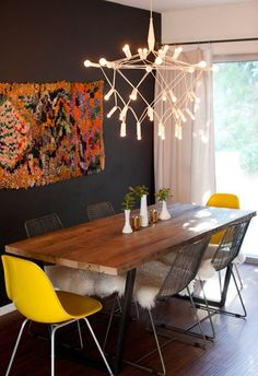 (via Making Made Easy: Best Sources for Metal Table Bases & Legs | Apartment Therapy)
