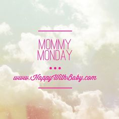 Mommy Monday with Cat