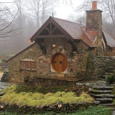 Hobbit house in Chester County PA - America