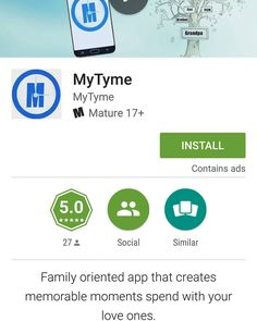 MyTyme social media app officially launched on May 16th on google play store. Get your free download now. #smallbiz #success #social #branding #socialmedia #sales #entrepreneur #entrepreneurship #marketing #branding #tech #business #contestalert #sweepsta