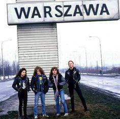 Varsovia, Poland - Metallica