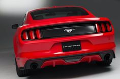 Mustang 2015 Circuit Ford Lincoln