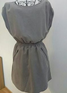 Kaufe meinen Artikel bei #Kleiderkreisel http://www.kleiderkreisel.de/damenmode/kurze-kleider/147440899-rockiges-kleidchen-mit-taschen