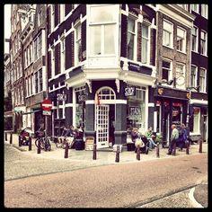 nieuwespiegelstraat Amsterdam