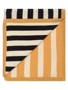 Sneaky Strokes Throw Blanket by Darzzi at Gilt