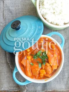 Chicken stew with pineapple and corn [PL]