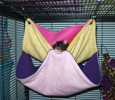How to make Hammock. Click on the photo; read notes while progressing through the photos.